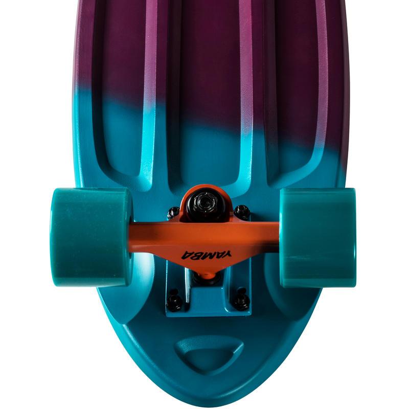 Big Yamba Cruiser Skateboard - Blue Coral Gradient 4e74fbe7db6