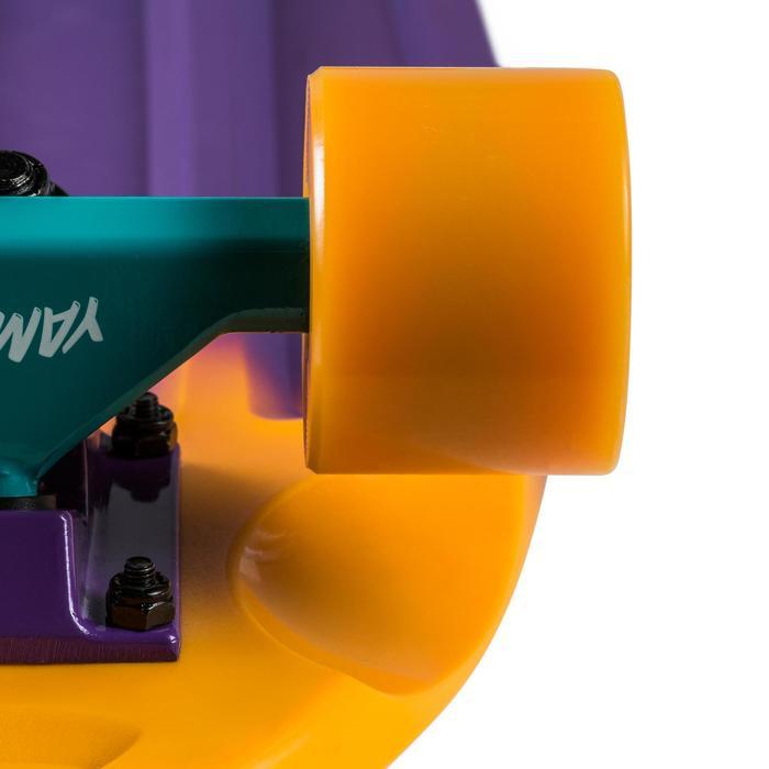 Cruiser skateboard BIG YAMBA gradiant Violeta