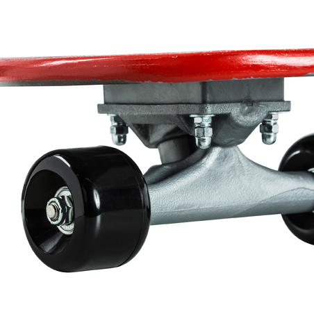 Play 1 Red Racer Kids' Skateboard