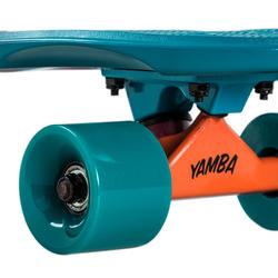 Cruiser Skateboard BIG YAMBA gradiant Corail bleu