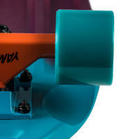 Big Yamba Cruiser Skateboard - Blue/Coral Gradient