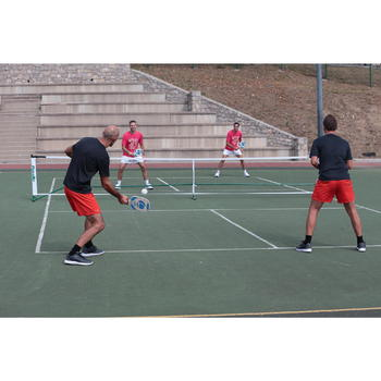 Pickleball bal wit