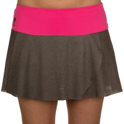 Sportrokje racketsporten Light 900 roze dames