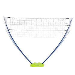 BV 100 Volleyball and Beach Volleyball Net - Yellow