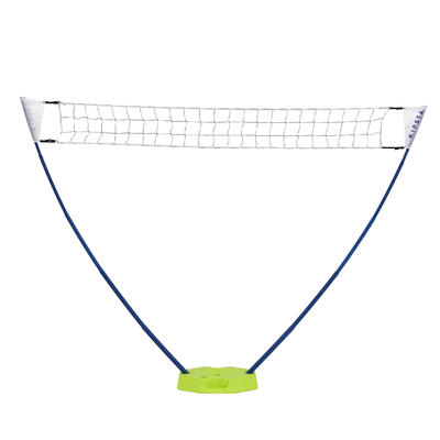 Filet de volley-ball et de beach-volley BV 100 jaune
