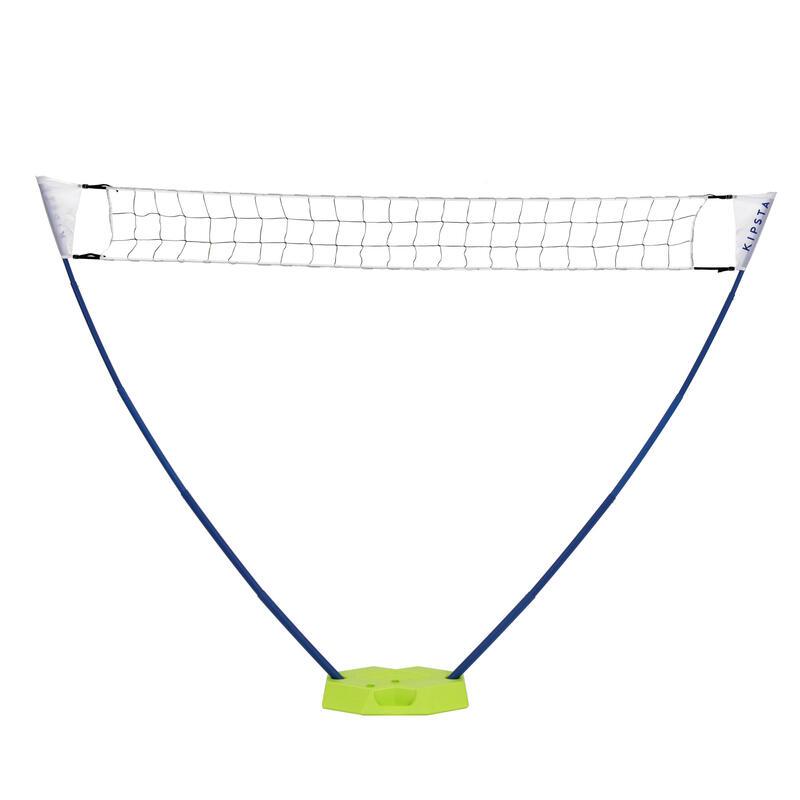 Red de volleyball y de volley playa BV 100 amarillo