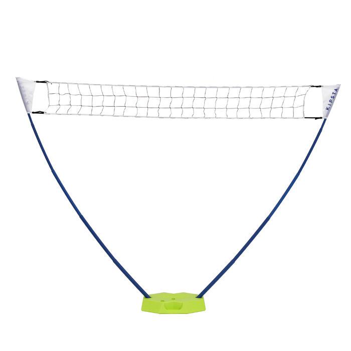 Filet de volley-ball et de beach-volley BV 100 jaune - 1129943