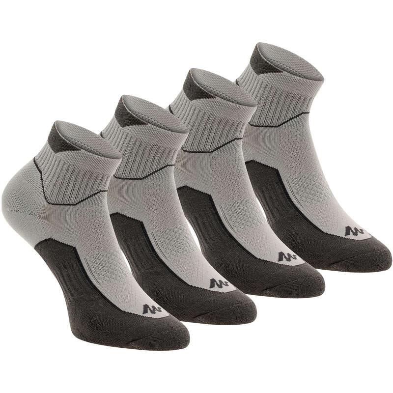Túrazokni Túrázás - Zokni NH500 Mid, 2 pár QUECHUA - Cipő, bakancs, szandál