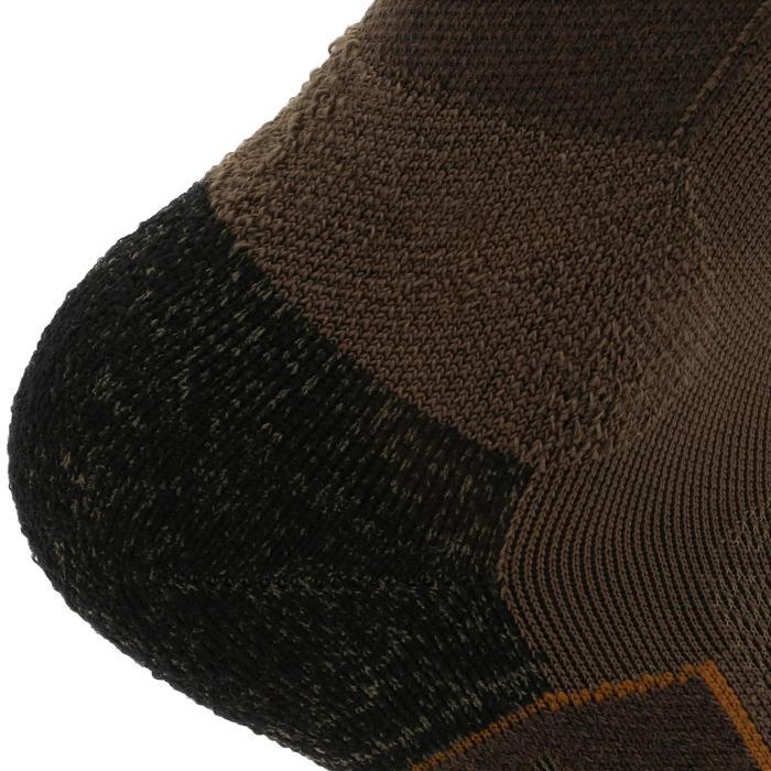 Chaussettes de randonnée montagne tiges high. 2 paires Forclaz 900 - 1130065