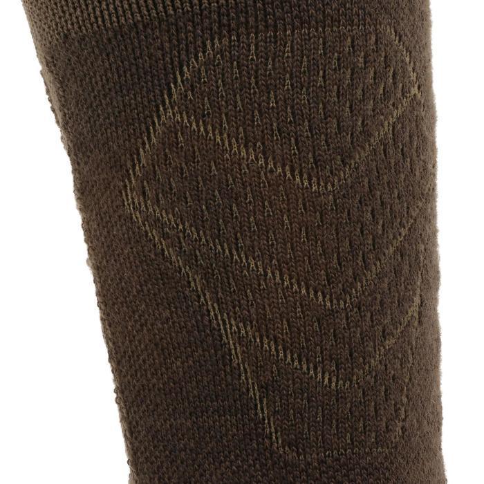 Chaussettes de randonnée montagne tiges high. 2 paires Forclaz 900 - 1130083