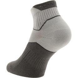 NH500 Mid country walking socks - grey x 2 pairs