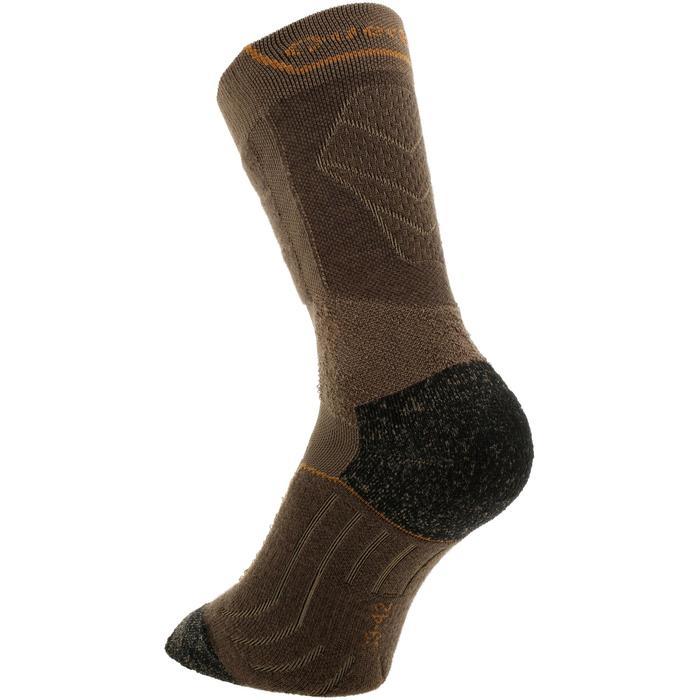 Chaussettes de randonnée montagne tiges high. 2 paires Forclaz 900 - 1130092