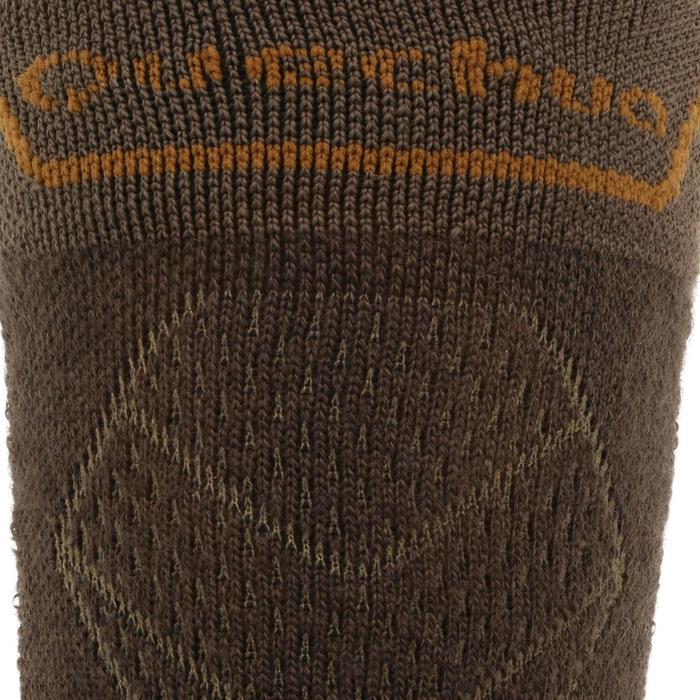 Chaussettes de randonnée montagne tiges high. 2 paires Forclaz 900 - 1130110