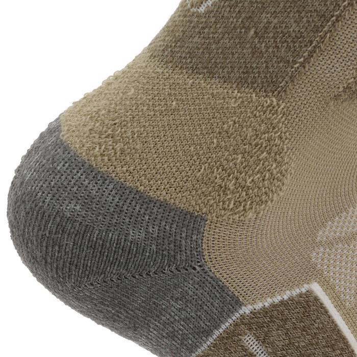 Chaussettes de randonnée montagne tiges high. 2 paires Forclaz 900 - 1130111