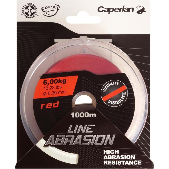 Sedal line abrasion red 1000 m pesca en el mar