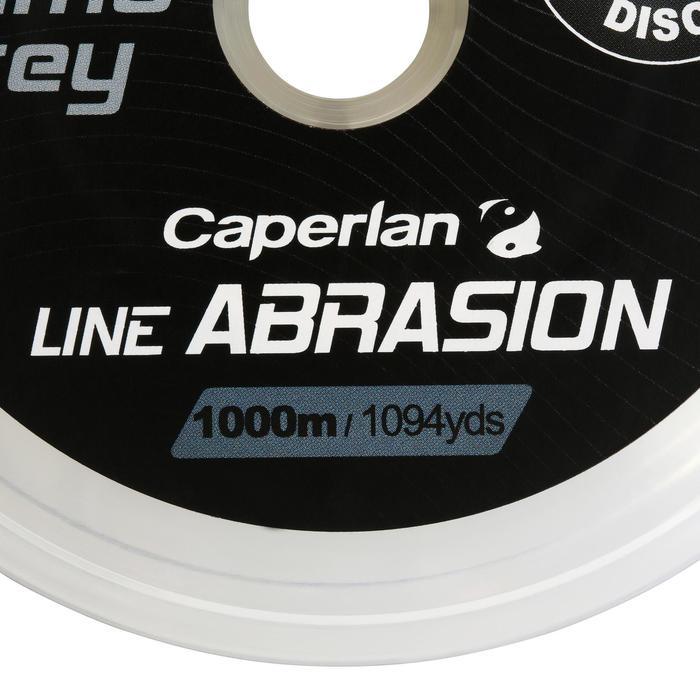 SEDAL DE PESCA DE CARPAS LINE ABRASION CAMO GREY 1.000 m