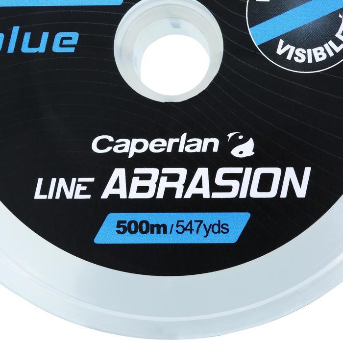 FIL DE PÊCHE LINE ABRASION BLUE 500 M - 1130154