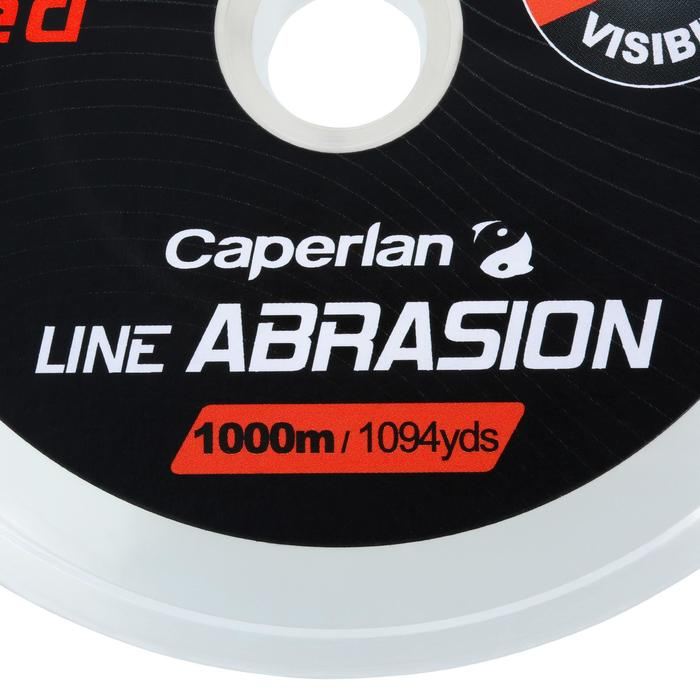 SEDAL DE PESCA LINE ABRASION RED 1000 m