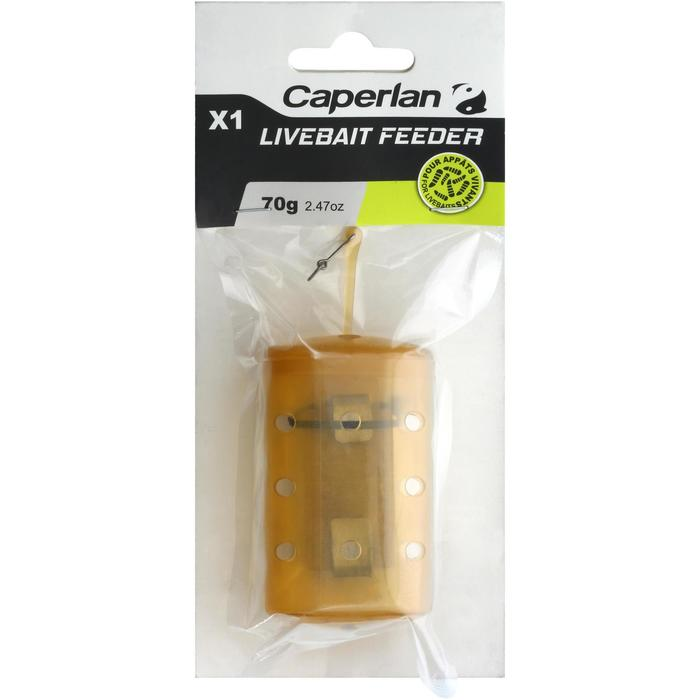 LIVEBAIT'FEEDER X1 70 g