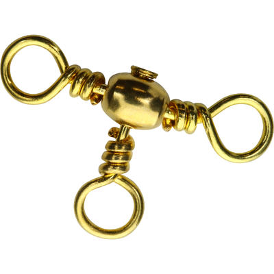 FISHING SWIVEL PATERNOSTER STAINLESS SW X10