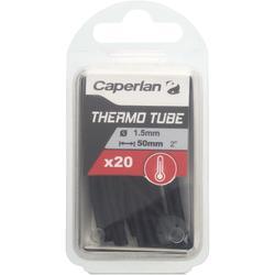 Thermosleeves karpervissen 1.5 mm