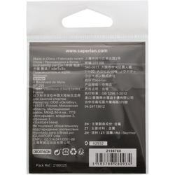Wartel voor paternoster hengelsport zwart nikkel x10