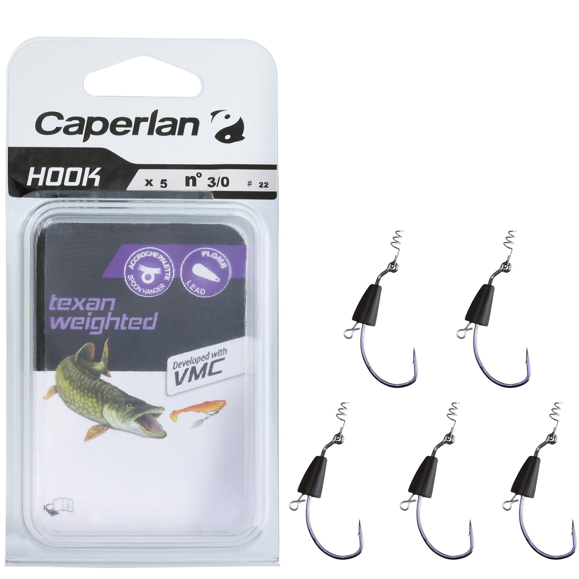 Cârlige Hook Texan Worm 3/0