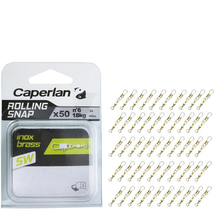 Wartel Rolling Snap rvs baars sw x50