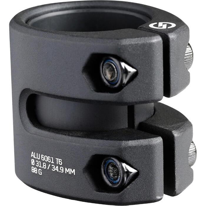 Lenkerschelle für Stuntscooter MF3.6 schwarz