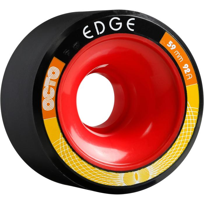 4 roues quad derby CHAYA OCTO EDGE 59/38mm 92A - 1130539
