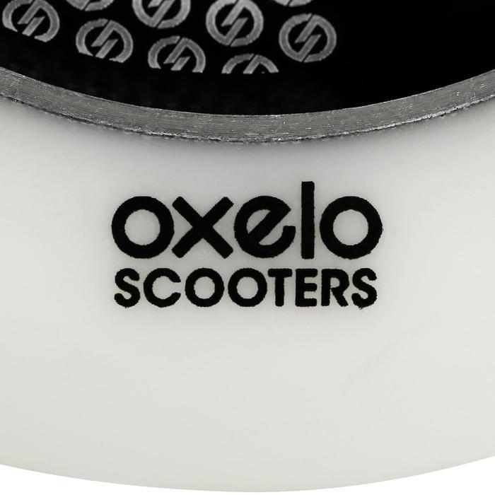 Stunt-Scooter-Rolle 110 mm weiß/schwarz