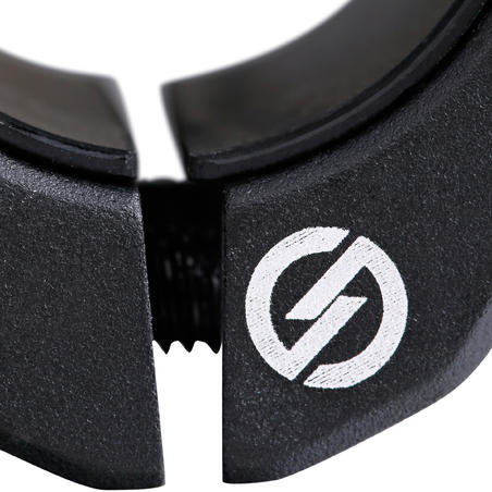 MF3.6 Freestyle Scooter Collar Clamp - Black