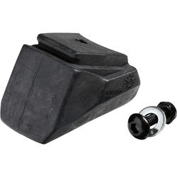 Set van 2 standaard remblokjes Rollerblade zwart - 1130576