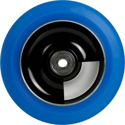Stunt-Scooter-Rolle 110 mm blau