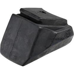Set van 2 standaard remblokjes Rollerblade zwart - 1130625