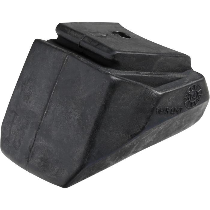 Bremsstopper Standard Inlineskates Rollerblade schwarz