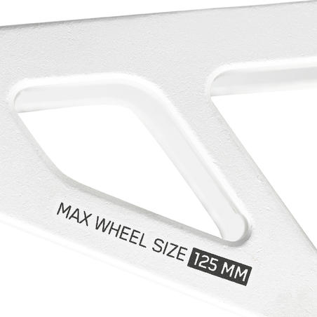 MF3.6 Freestyle Scooter Fork - Grey
