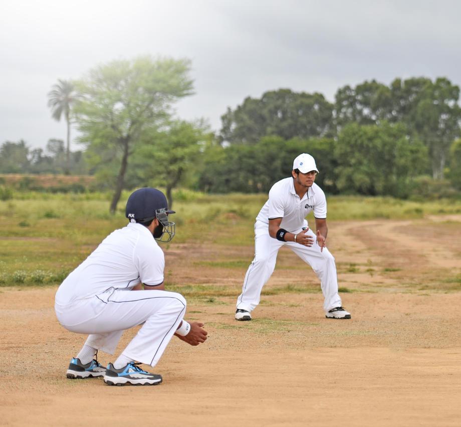fielding restrictions