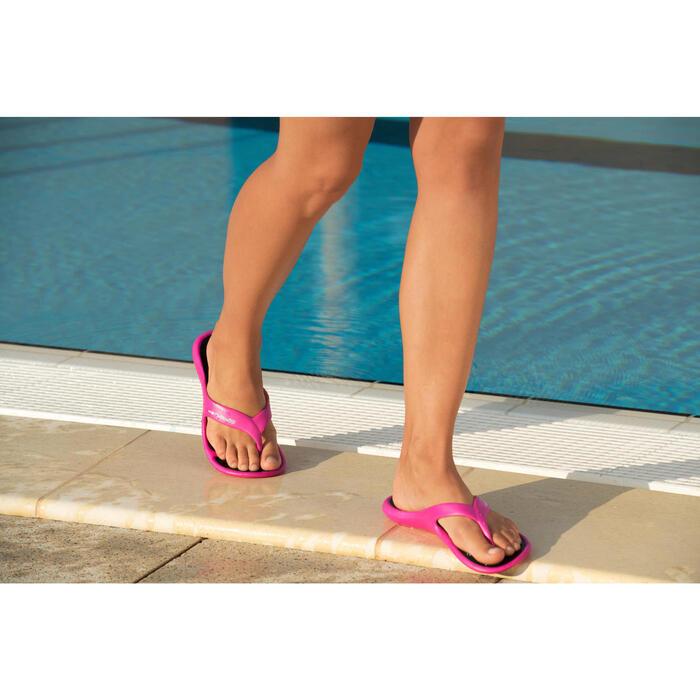 Badslippers Tongga SFP 500 dames roze Andi