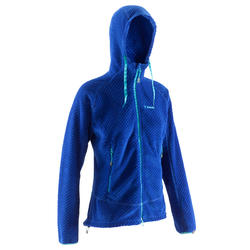WOMEN'S WARM HOODED...