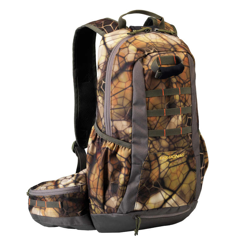 BAGS Shooting and Hunting - Xtralight Backpack 20L Furtiv SOLOGNAC - Hunting Types