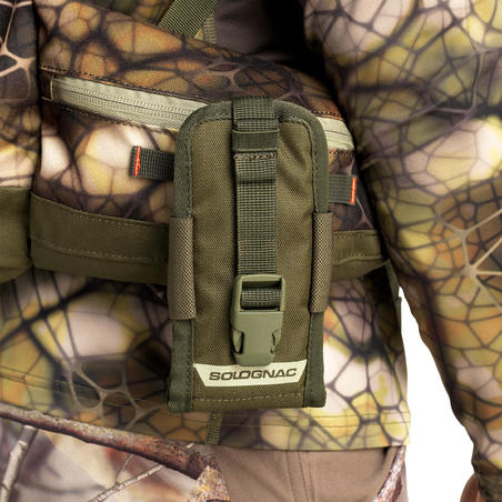 SAC A DOS CHASSE X-ACCESS 20 LITRES XTRALIGHT CAMOUFLAGE FURTIV
