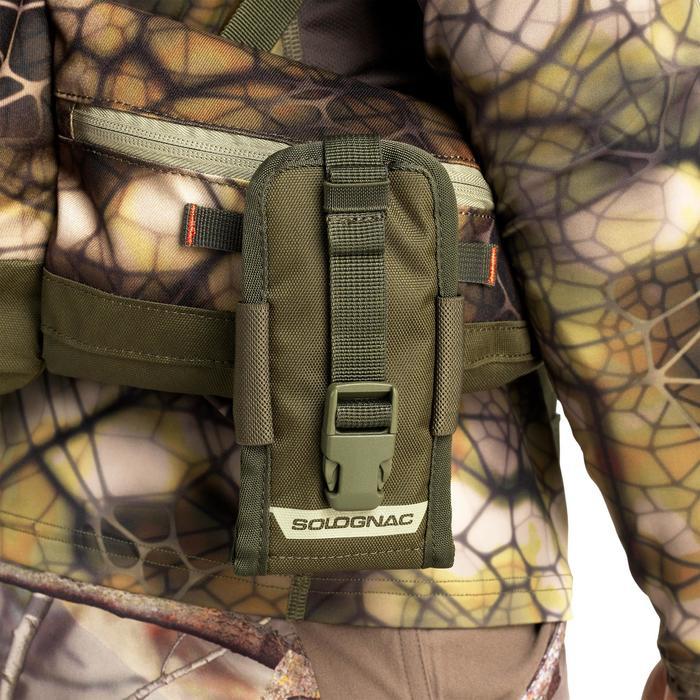 Rugzak voor de jacht 20 liter X-Access Xtralight Furtiv camouflage