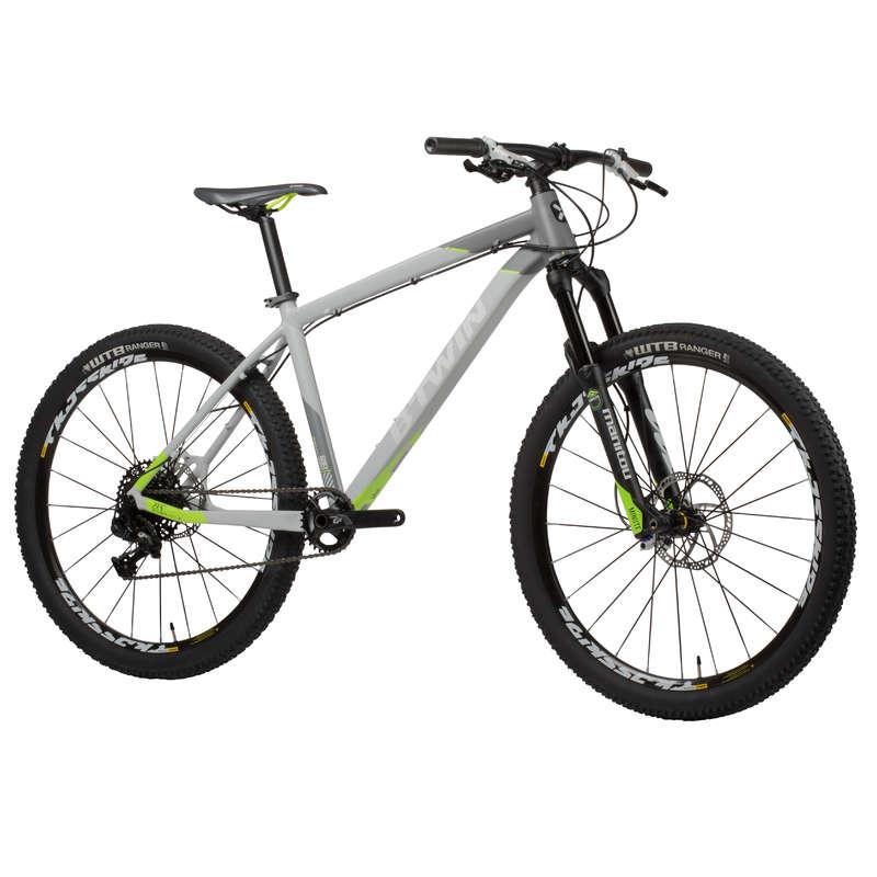 ADULT ALL MOUNTAIN MTB BIKE - Rockrider 920 SE Mountain Bike - 27.5