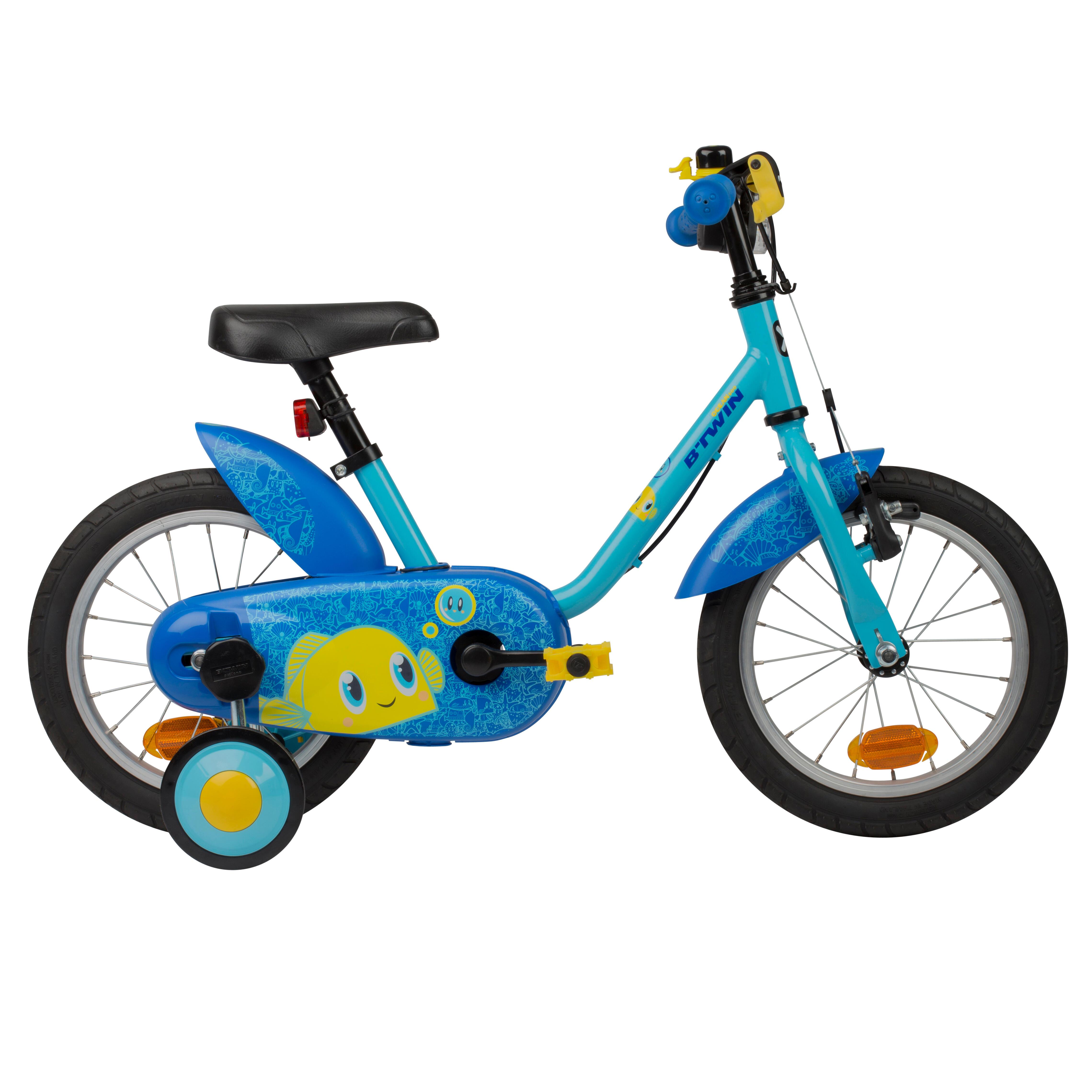 Bicicletă 14'' 500 Ocean