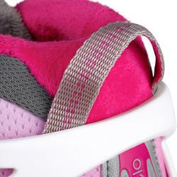 Schaatsen Fit 5 voor meisjes, roze - 1130975