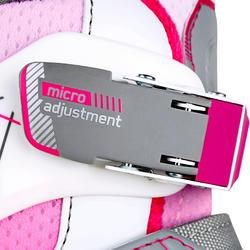 Schaatsen Fit 5 voor meisjes, roze - 1130979
