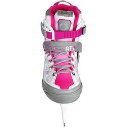 Schaatsen Fit 5 voor meisjes, roze - 1130980