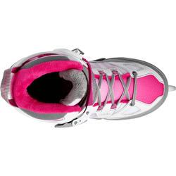 Schaatsen Fit 5 voor meisjes, roze - 1130985