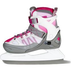 Schaatsen Fit 5 voor meisjes, roze - 1130989